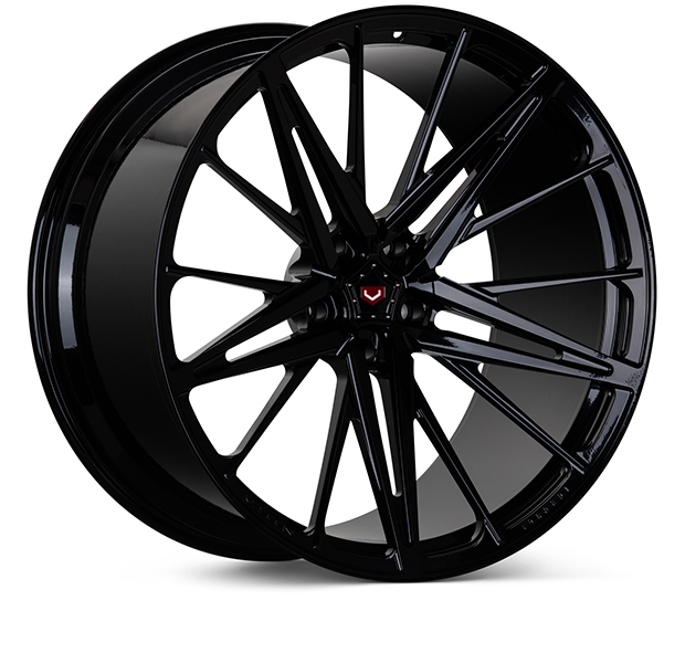 Vossen M-X6 Wheels Custom Gloss Black Finish