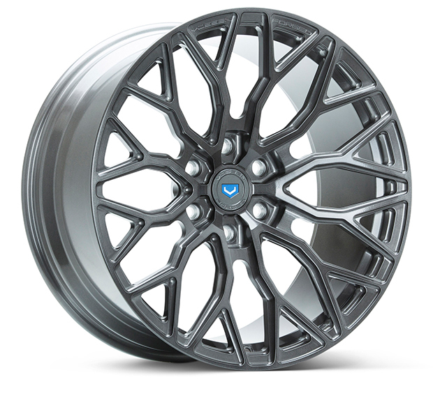 Vossen S17-02 Wheels Custom Gloss Gunmetal Finish