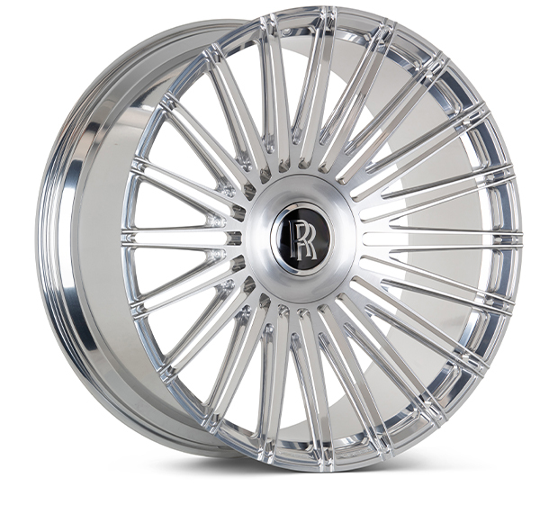 Vossen S17-14 Wheels Custom Gloss Clear Finish