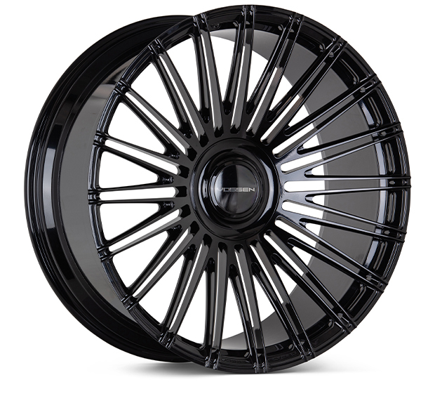 Vossen S17-14 Wheels Custom Gloss Black Finish