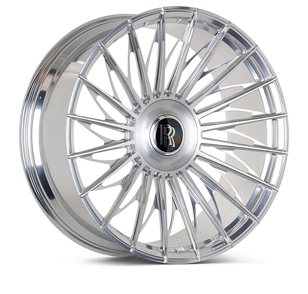 Vossen S17-15T Wheels Custom Gloss Clear Finish