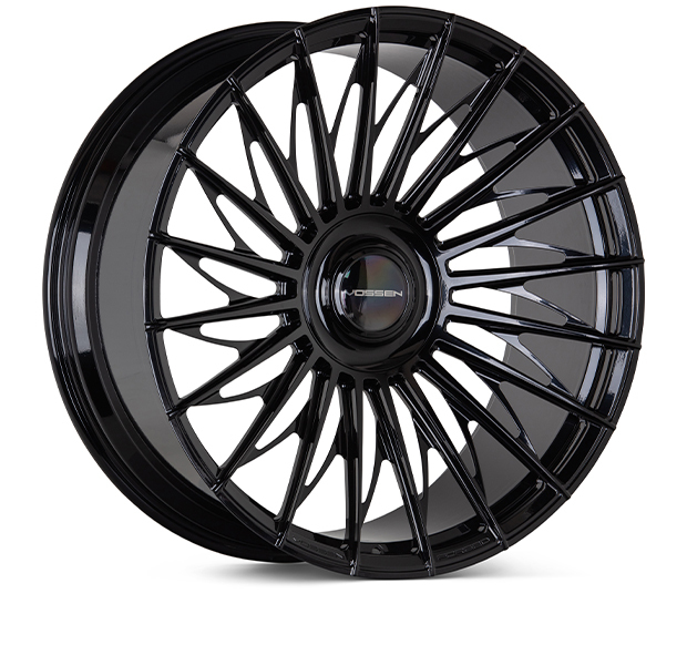 Vossen S17-15T Wheels Custom Gloss Black Finish