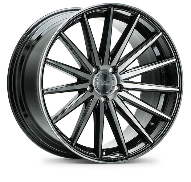 Vossen VFS2 Silver Brushed Finish Wheels