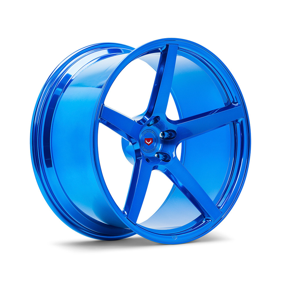 Vossen VPS-303 Fountain Blue Finish Wheels