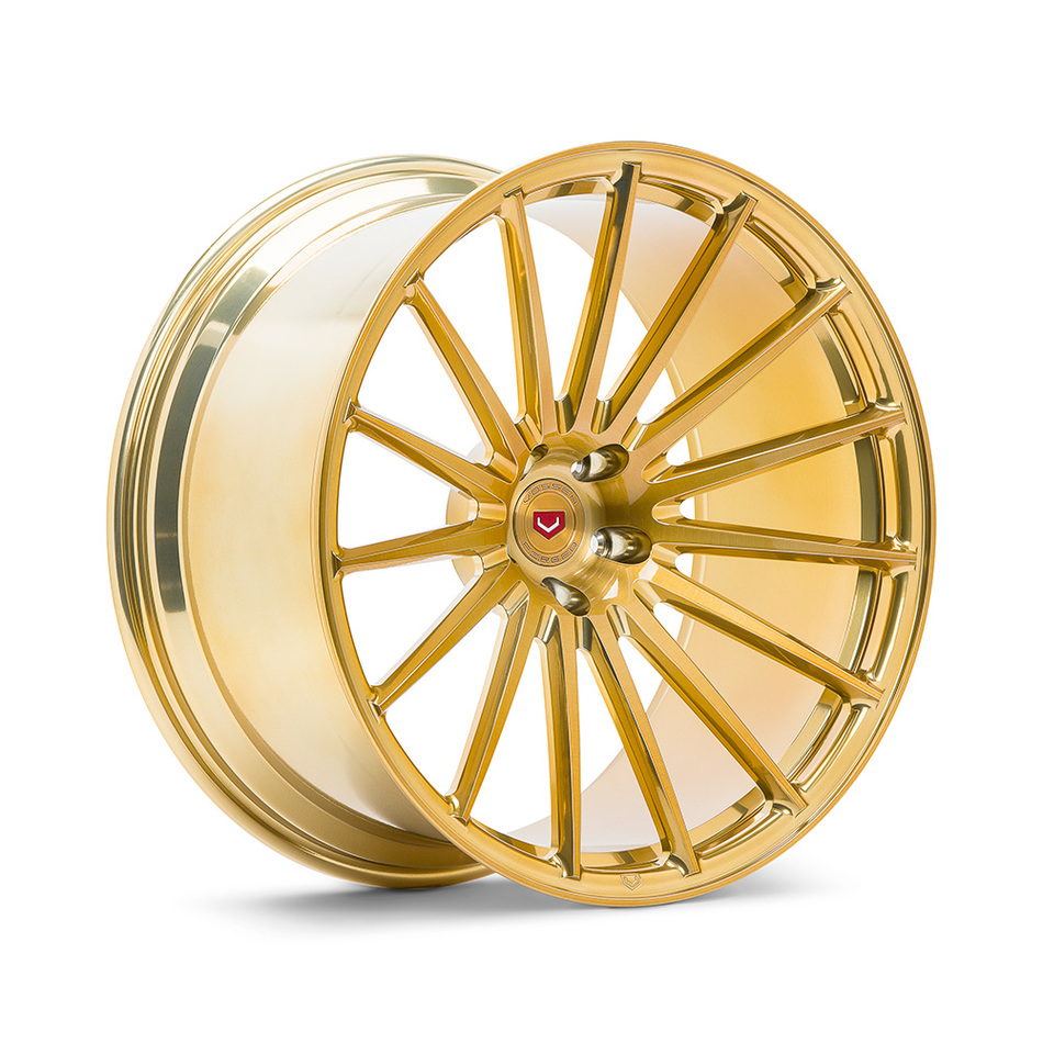 Vossen VPS-305 Imperial Gold Finish Wheels