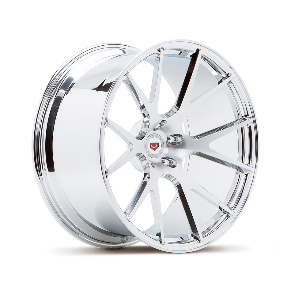 Vossen VPS-306 Custom Polished Wheels