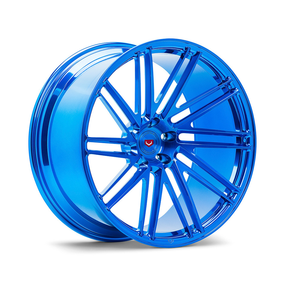 Vossen VPS-307T Fountain Blue Finish Wheels