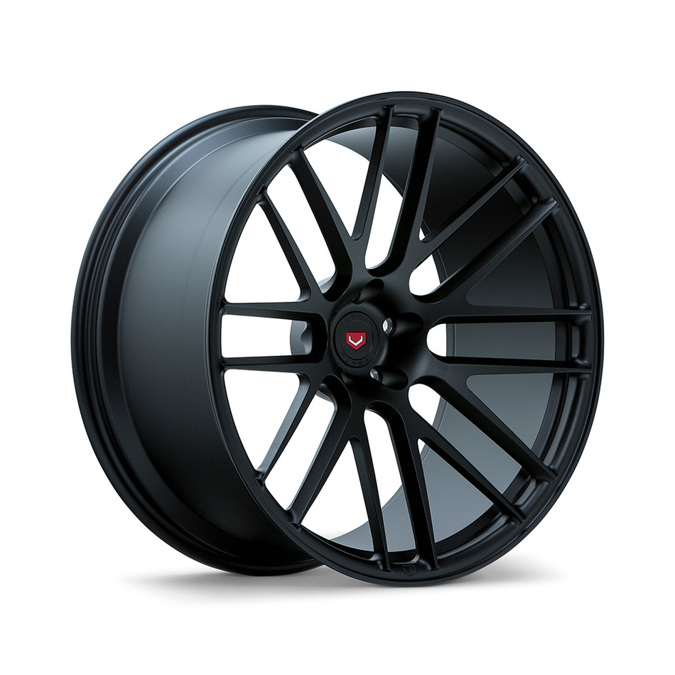 Vossen VPS-308 Satin Black Finish Wheels