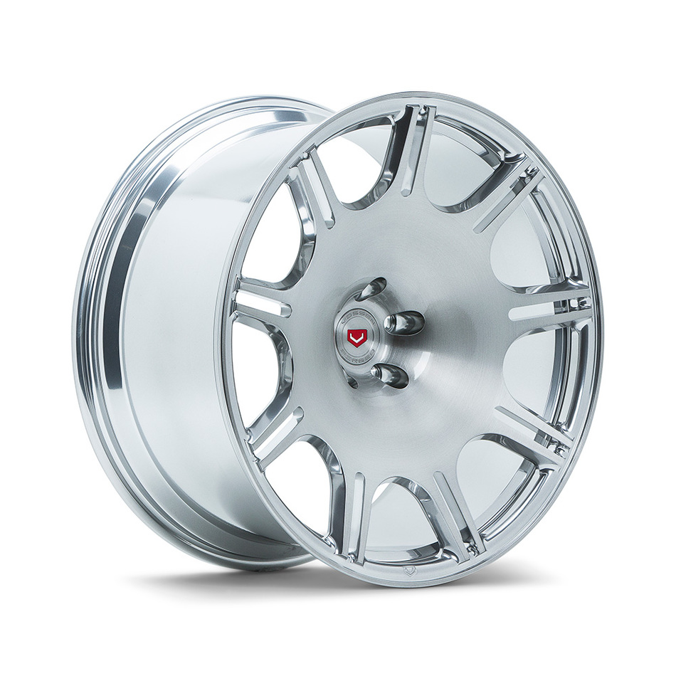 Vossen VPS-312 Light Smoke Finish Wheels