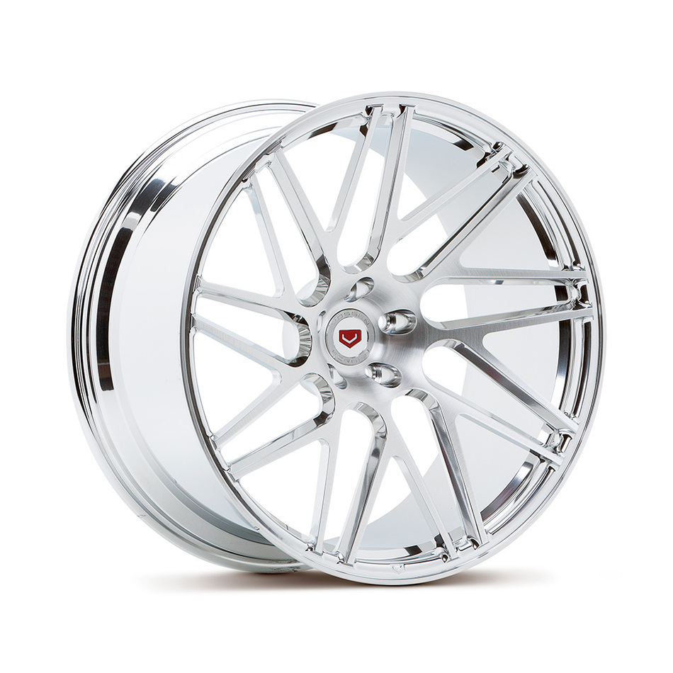 Vossen VPS-314T Polished Finish Wheels