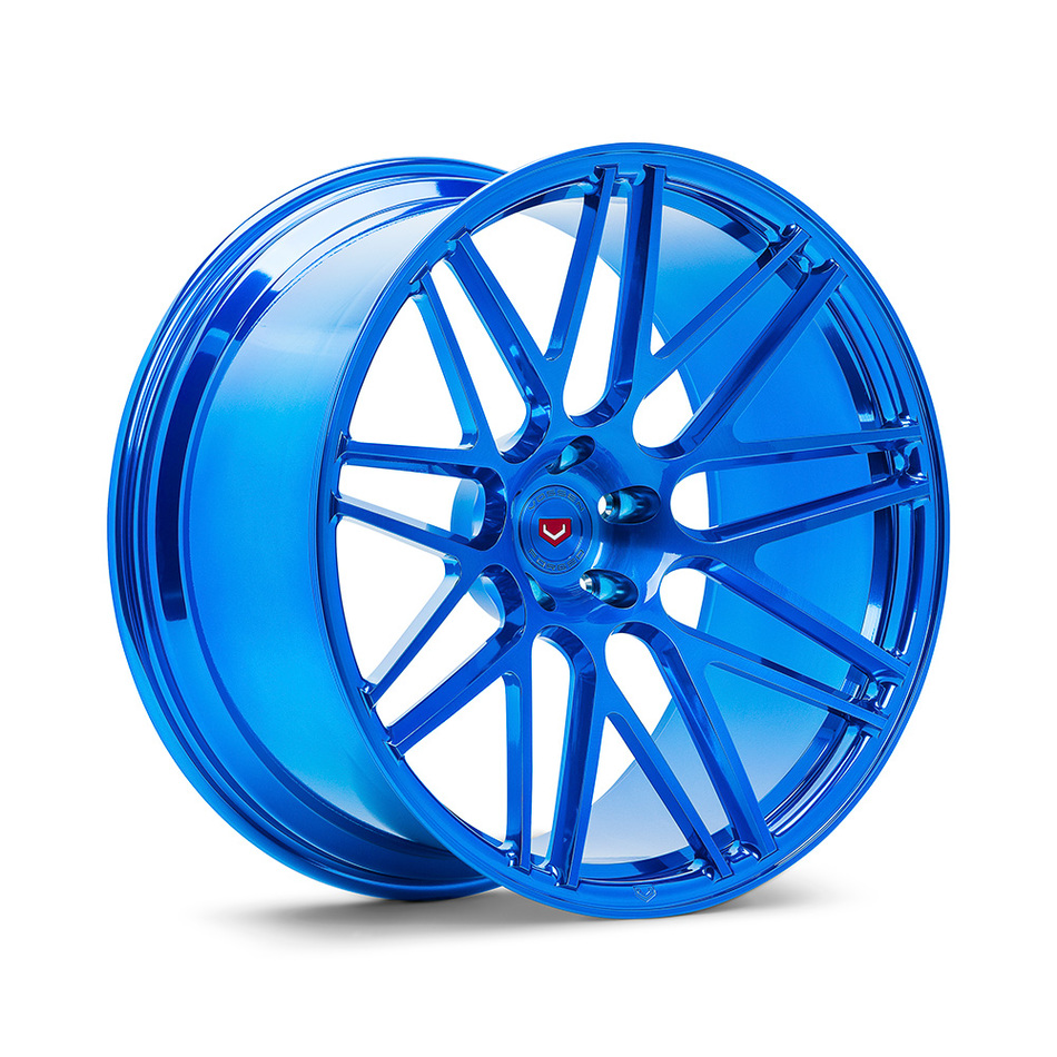 Vossen VPS-314 Fountain Blue Finish Wheels