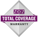Nexen Tires Total Coverage Badge