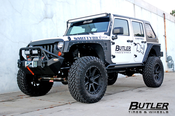 Black Rhino Edition Jeep Wrangler