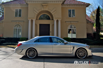 Lorinser W222 Mercedes Benz S-Class For Sale