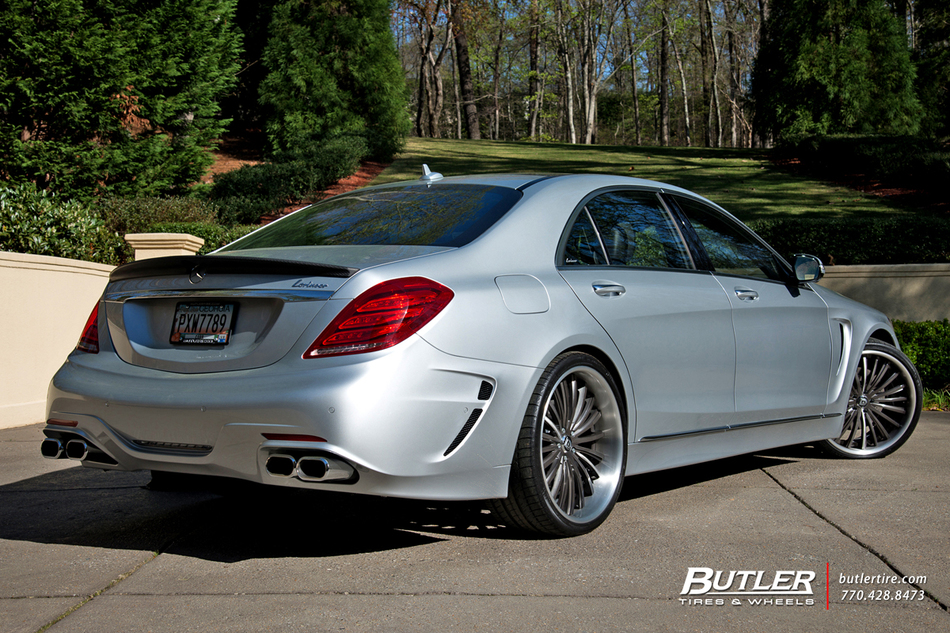 Lorinser w222 mercedes benz s class for sale trending at for Mercedes benz rims for sale