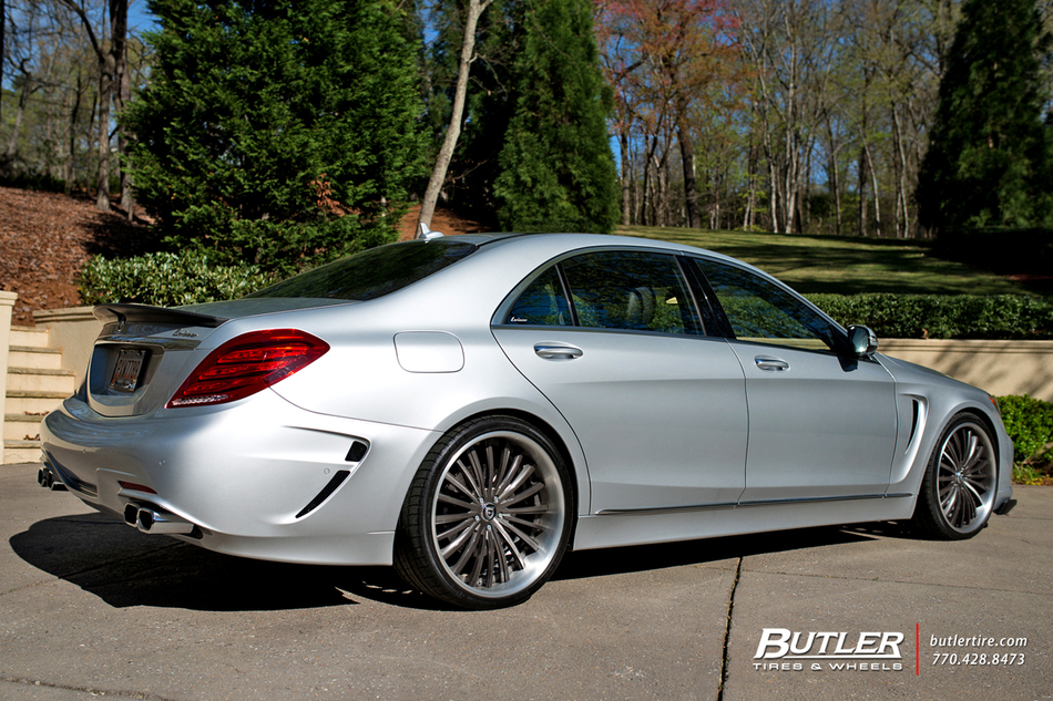 lorinser w222 mercedes benz s class for sale trending at butler tires and wheels in atlanta ga. Black Bedroom Furniture Sets. Home Design Ideas