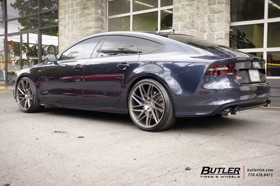 Atlanta Hawks Kent Bazemore Customizes His Audi S7 With