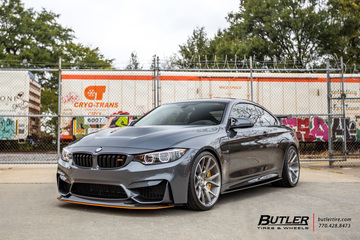 BMW M4 GTS on Vossen Wheels - The Ultimate Driving Machine