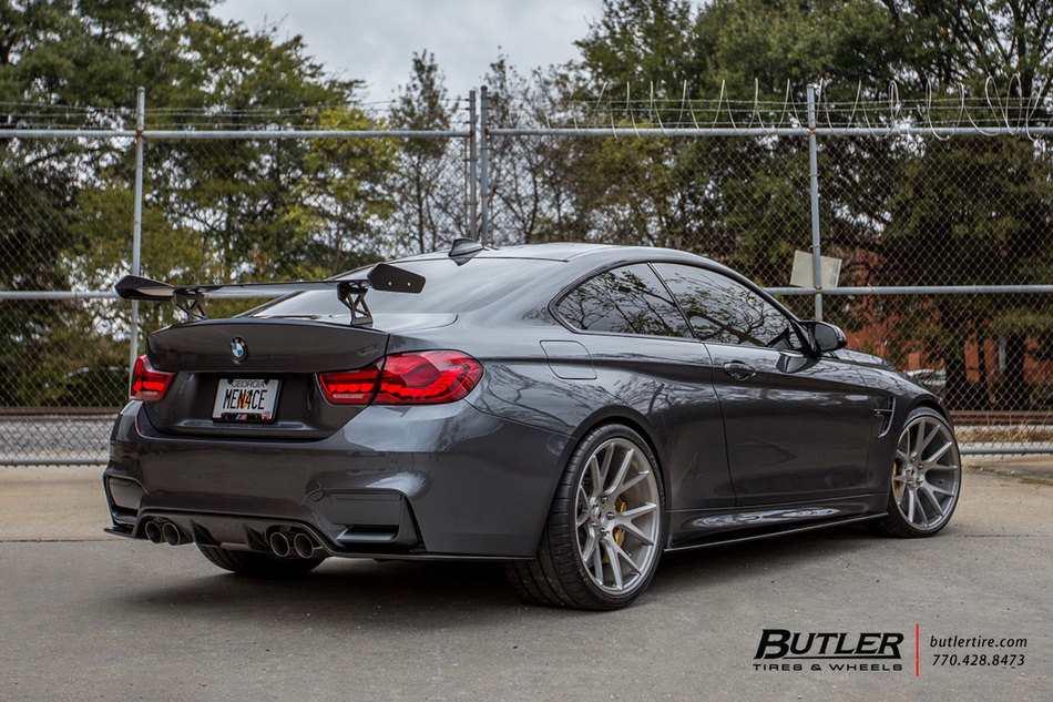 BMW M4 Gts For Sale >> BMW M4 GTS on Vossen Wheels - The Ultimate Driving Machine - Trending at Butler Tires and Wheels ...