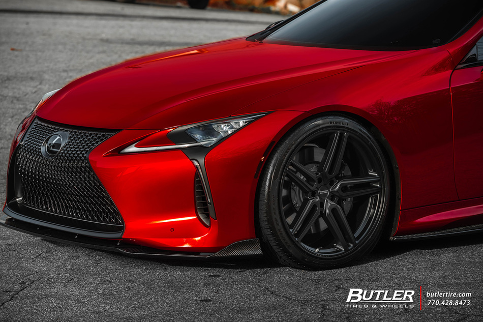 Lexus Dealership Atlanta >> Fully Customized Lexus LC500 available directly from Lexus of Rockville - Trending at Butler ...
