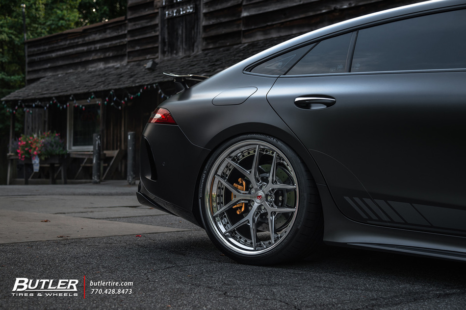 Edition One Mercedes Gt63 S Amg Featuring Vossen S21 01 3
