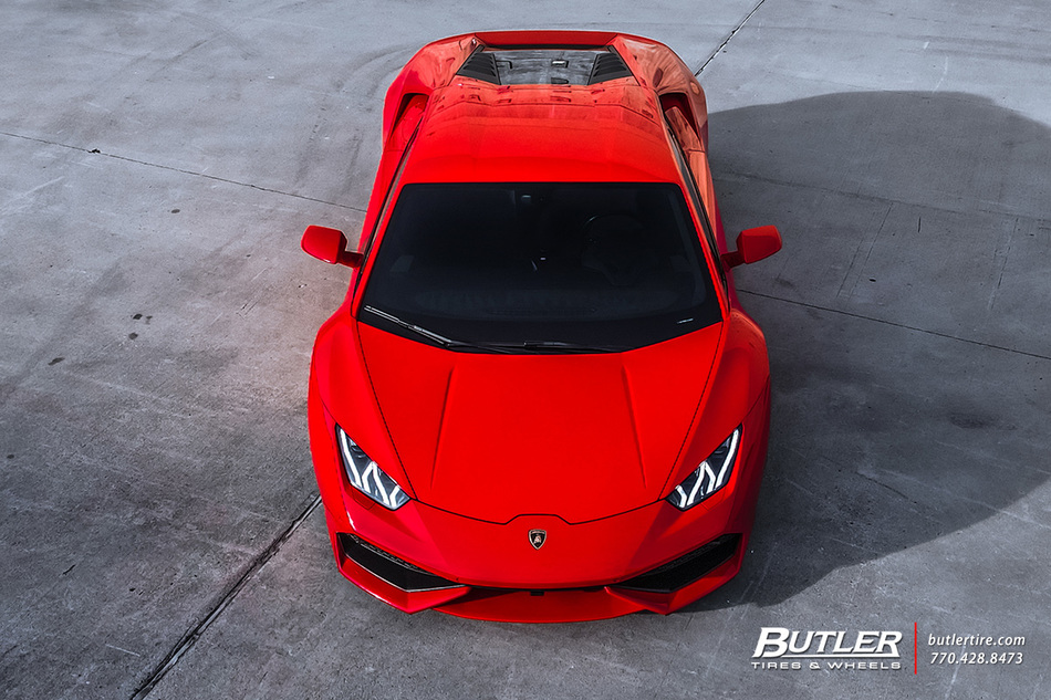 Lamborghini Huracan With 21in Vossen Ml X2 Wheels And Michelin Pilot Sport 4 S Tires 22