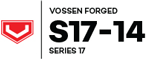 Vossen S1714 Wheels Logo
