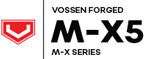 Vossen Mx5 Wheels Logo