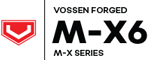Vossen Mx6 Wheels Logo